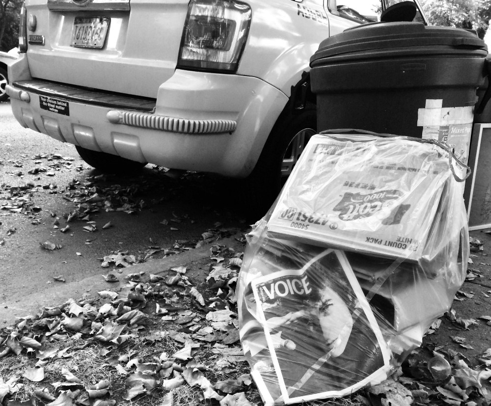 Village Voice in Recycling